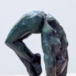 'Aching', bronze, 2013