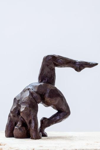 'Charka', bronze, 2013