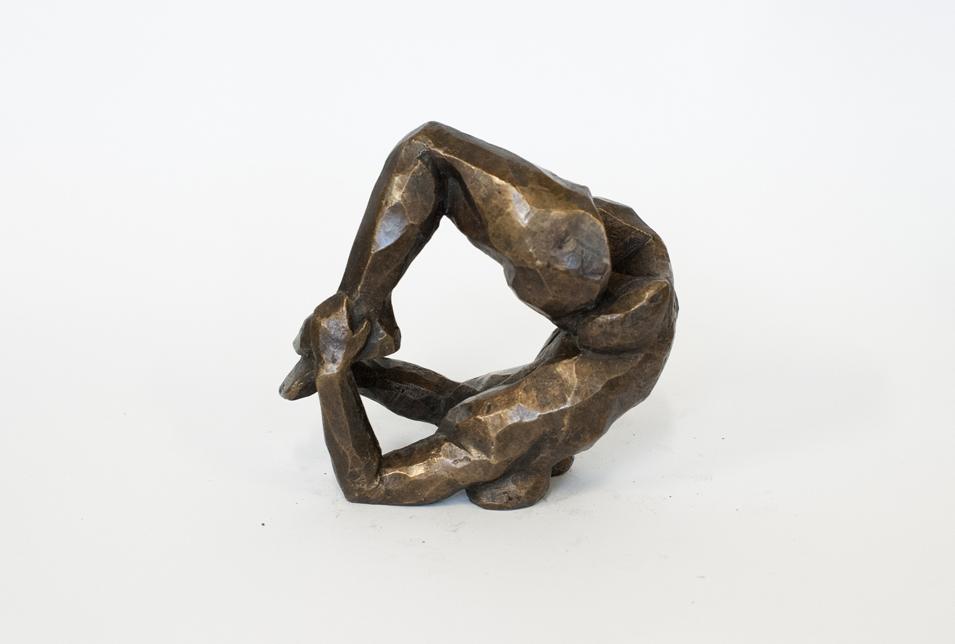 'Breaking Point', bronze, 2013